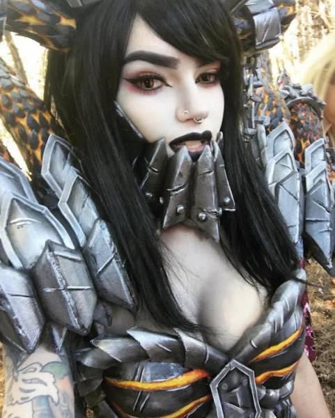 Cosplay Girl Zalaria (26 pics)