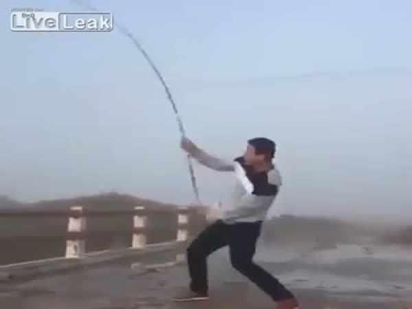 Fishing Rod Indestructible