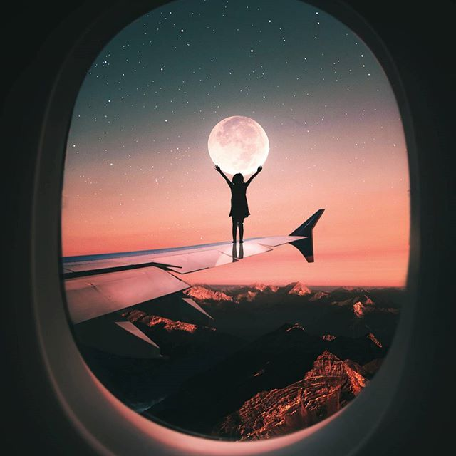 Beautiful Collages (40 pics)