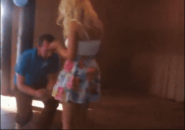 You Didn't Expect It (30 gifs)