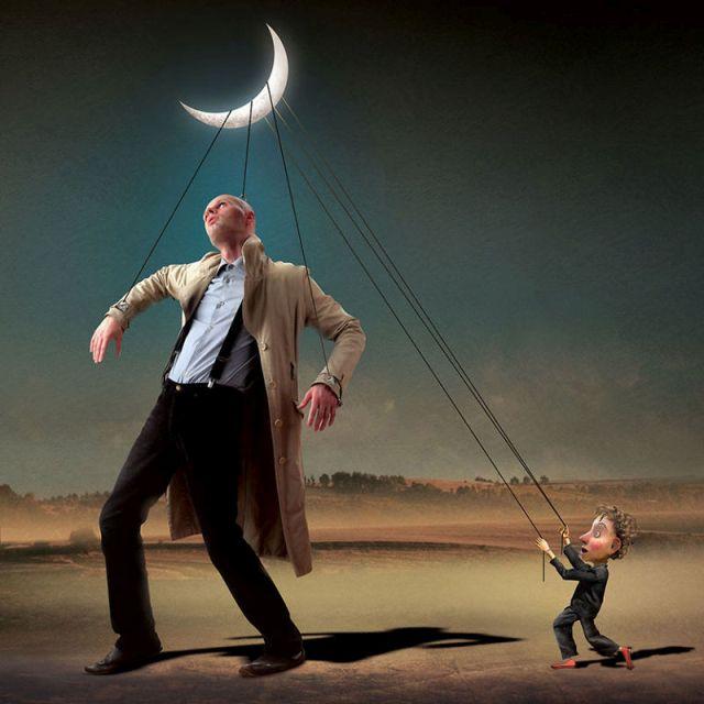 Amazing Pictures By Polish illustrator Igor Morski (20 pics)