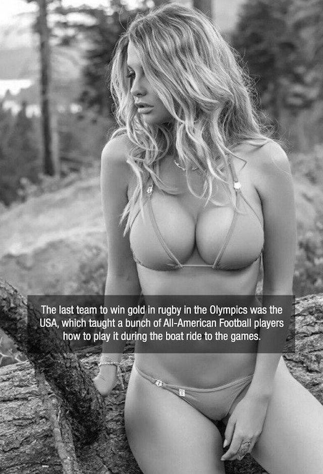 Facts and Girls (20 pics)
