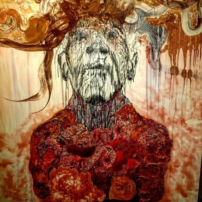 Paintings Dome By People With Schizophrenia (20 pics)