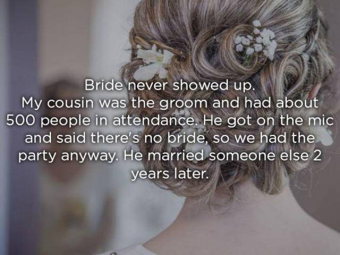 Insane Stuff At Weddings (26 pics)