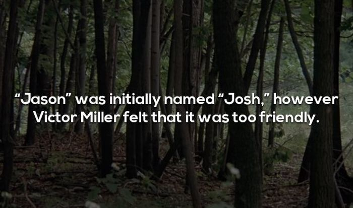Facts About Friday the 13th (13 pics)