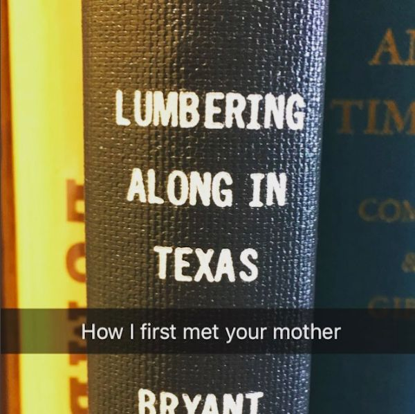Funny Snapchat Subtitles For Old Books (28 pics)