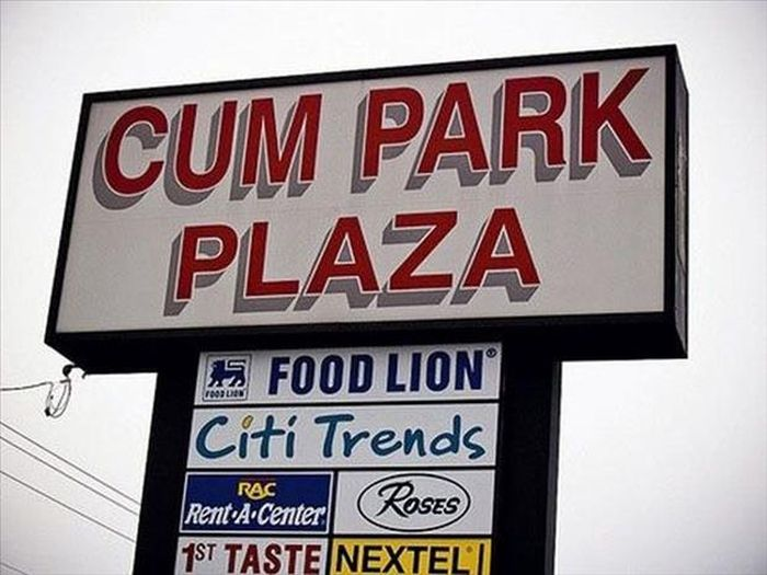Funny Business Names (25 pics)