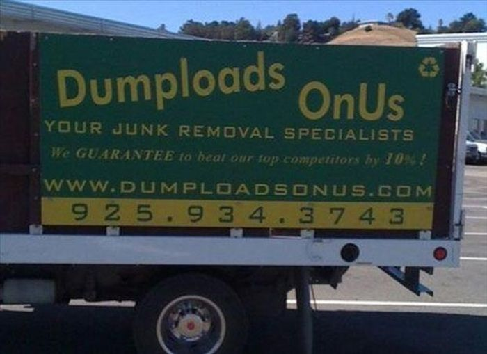 Funny Business Names (25 pics)