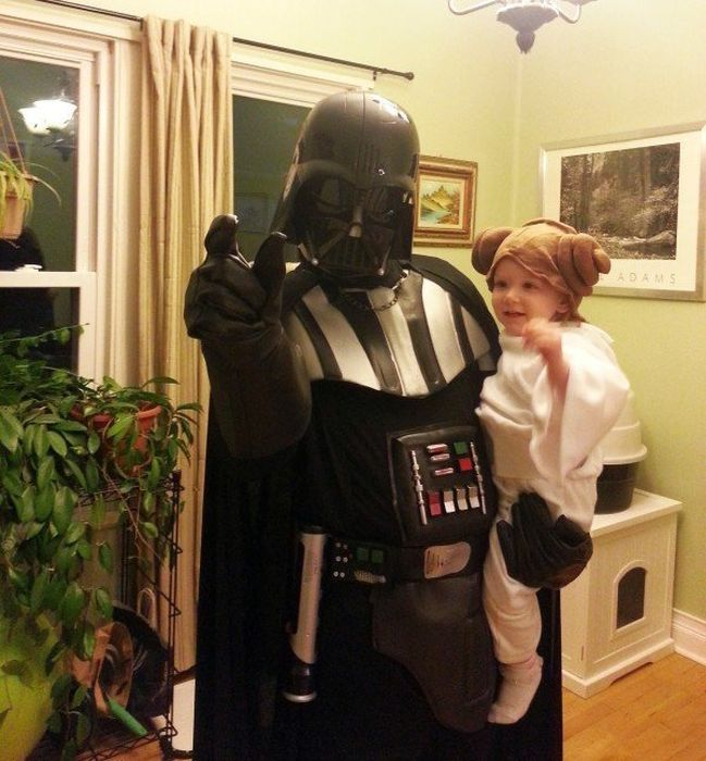 The Most Popular Halloween Costume Of Every Year (32 pics)