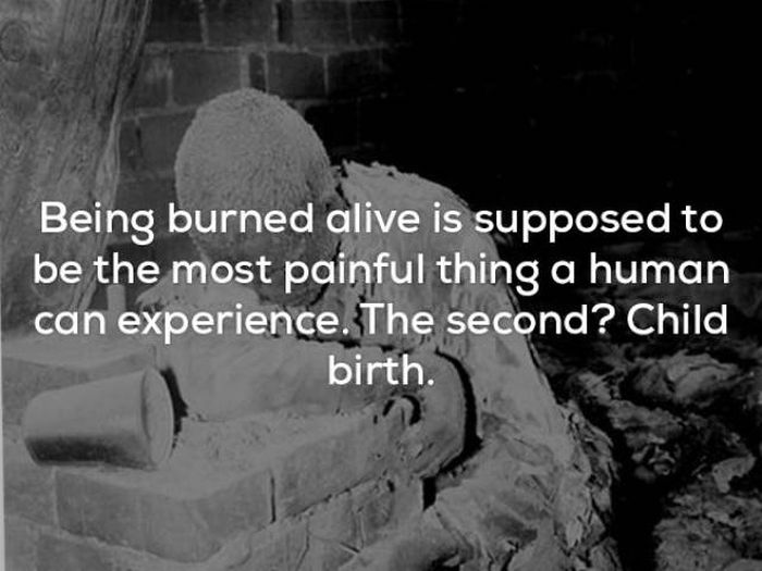Creepy Facts (22 pics)