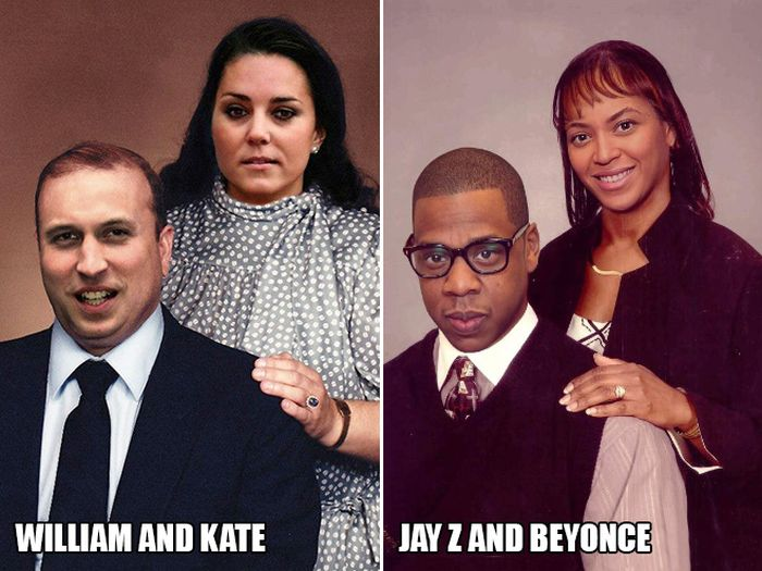 What Celebrities Would Look Like If They Weren't Famous (14 pics)