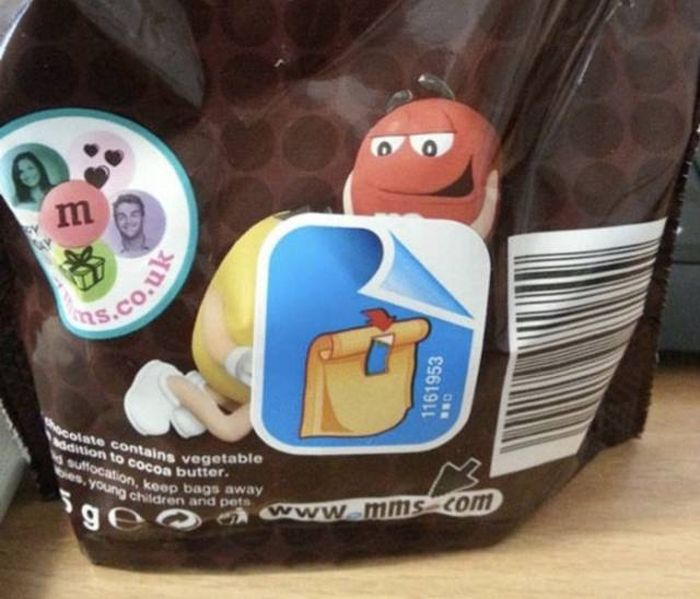 Those Stickers Have Found Best Places For Themselves (38 pics)