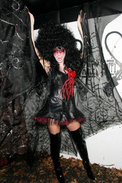 Heidi Klum Is The Queen Of Halloween Costumes (22 pics)