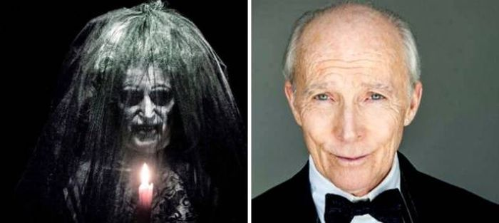 Horror Movie Actors In Real Life (12 pics)