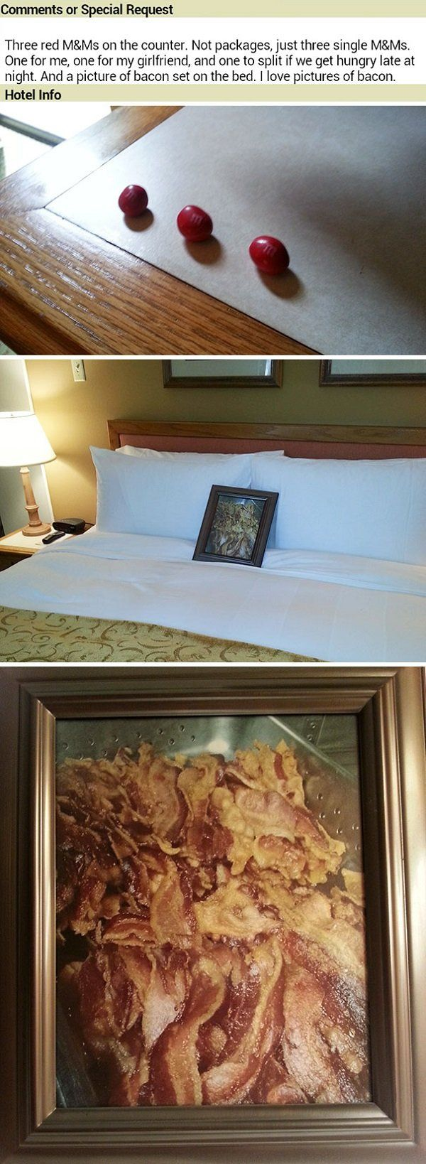 Hotels That Take Their Requests Seriously (17 pics)