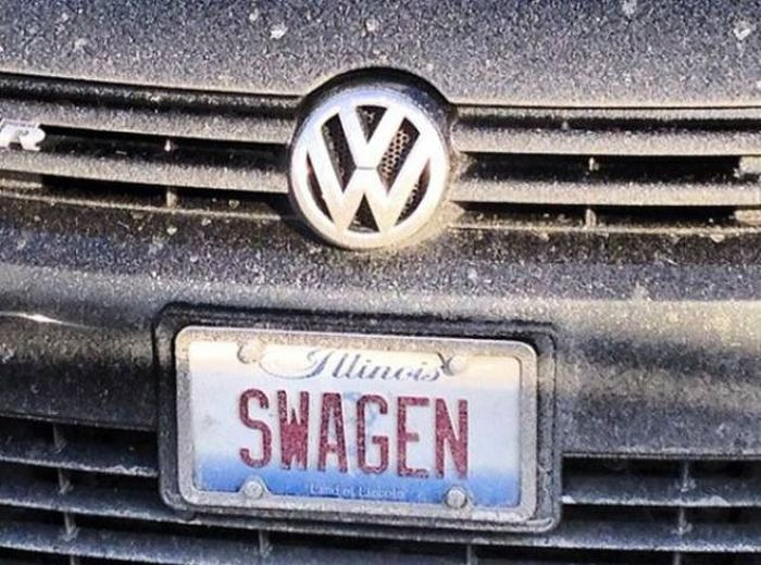 Funny And Cool License Plates (46 pics)