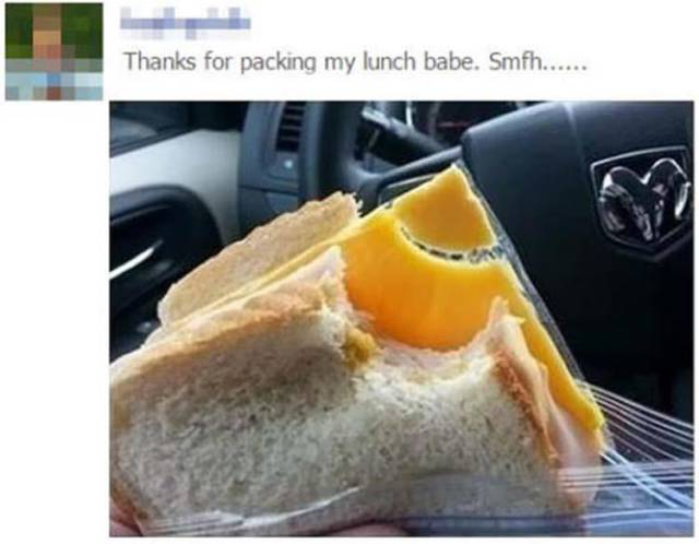 When Your Date Isn't Very Smart (22 pics)