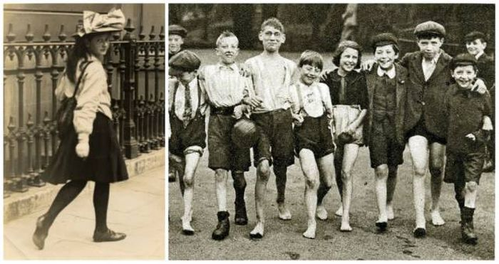 Young People 100 Years Ago (23 pics)
