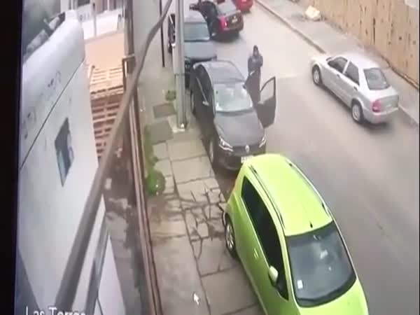 How To Carjack In A Brazilian Way