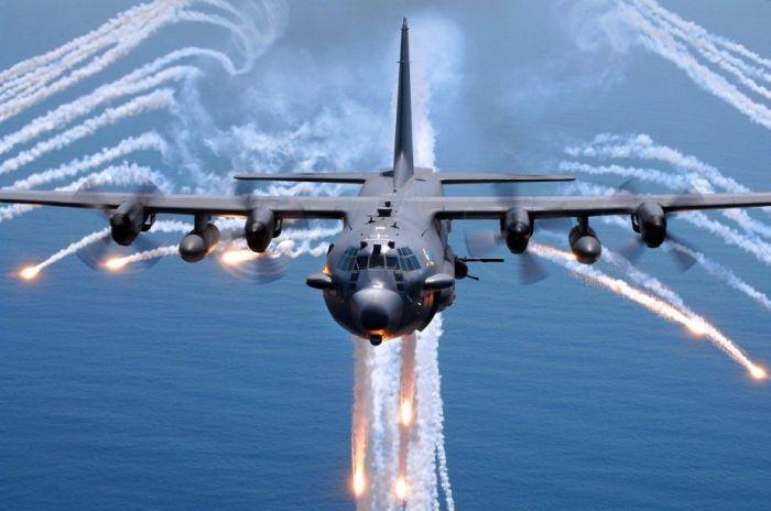 Lockheed AC-130 Spectre (31 pics)