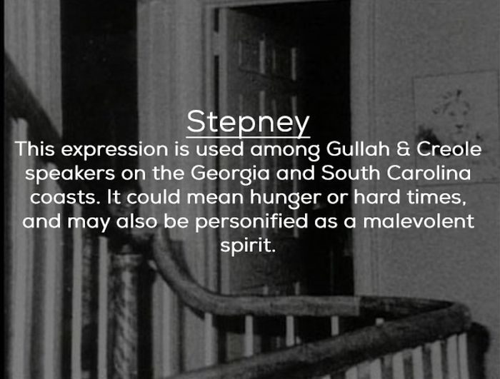 Local Names For Ghosts (16 pics)
