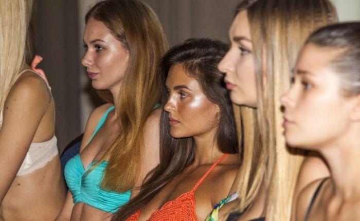 Lingerie Girls Of Riga Fashion Week 2017 (30 pics)