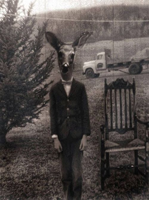 Scary Vintage Photos (25 pics)