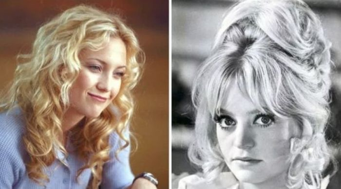 Celebs and Their Famous Parents At The Same Age (18 pics)