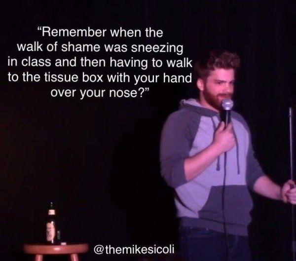 Standup Jokes (19 pics)