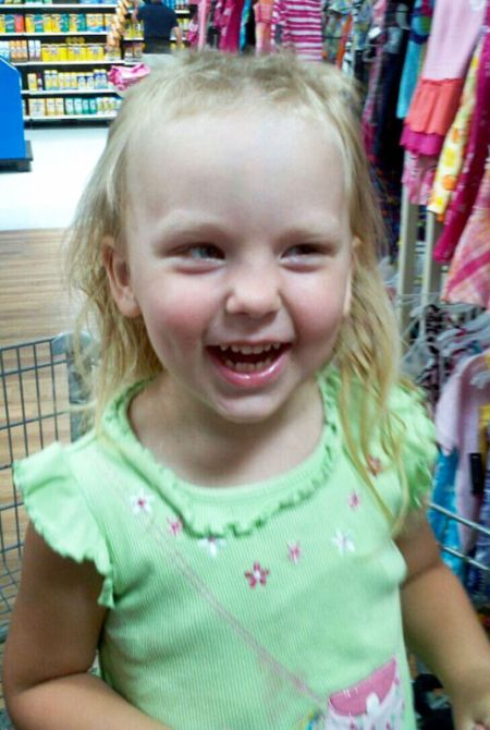 Kids Who Decided To Cut Their Own Hair (25 pics)