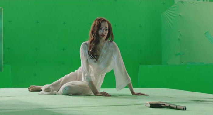 Sin City Green Screen (23 pics)