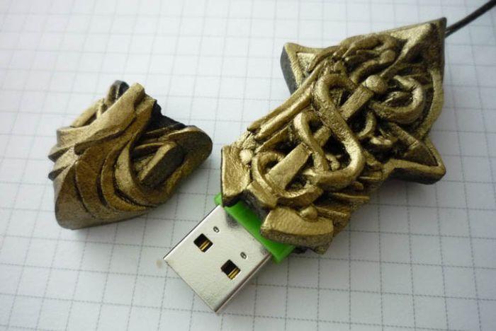 Cool USB Sticks (30 pics)