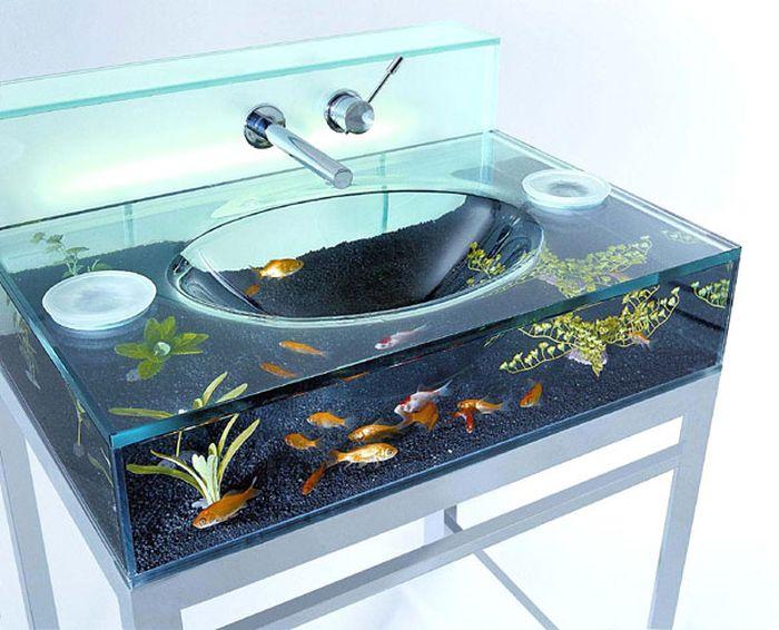 Cool Aquariums (32 pics)