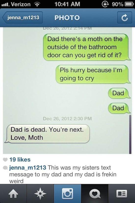 Funny Dad Jokes (20 pics)