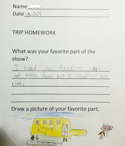 Funny And Brilliant Answers (20 pics)