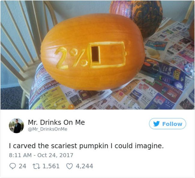 Scary Reality Pumpkins (36 pics)