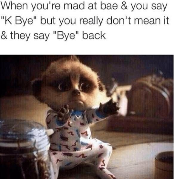 Being Mad At Bae (37 pics)