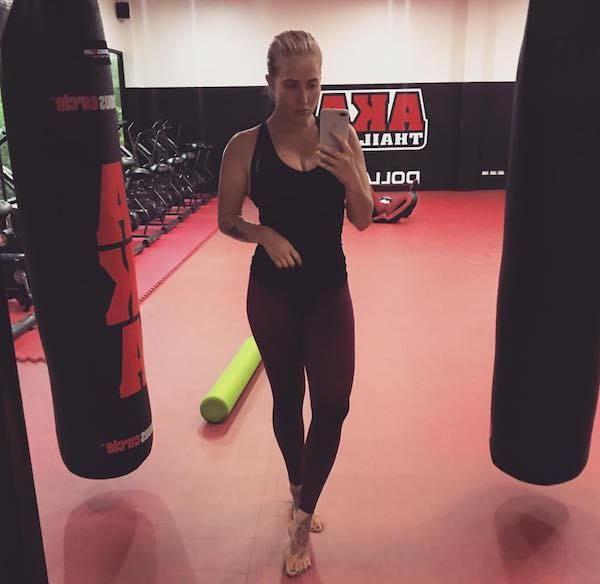 MMA Fighter Anastasia Yankova (19 pics)