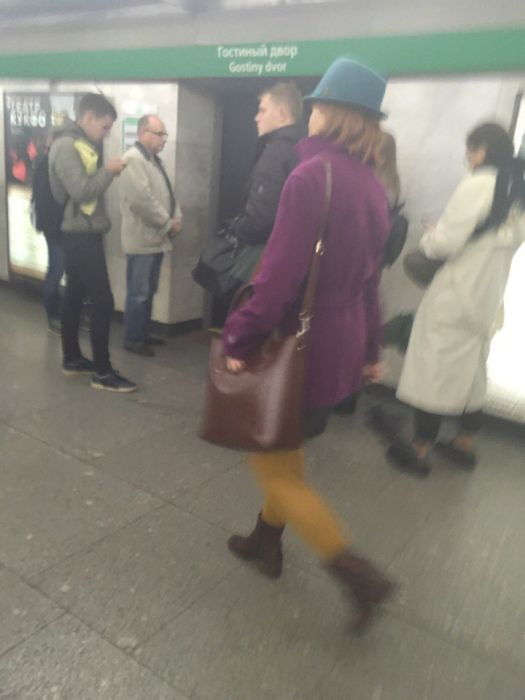 Fashion From The Underground (32 pics)