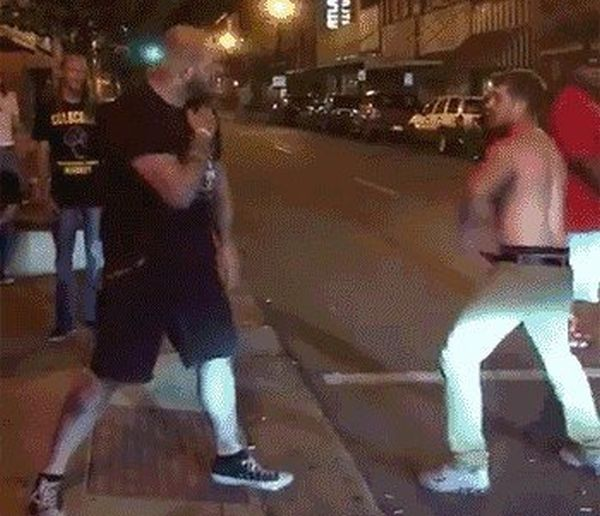 Bullies Getting Knocked Out (15 gifs)