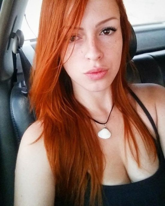 Sexy pics of red heads