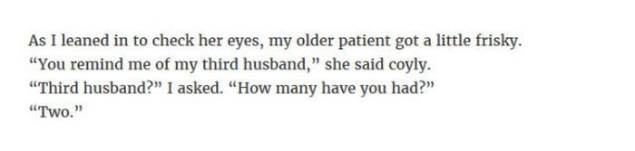 Doctors Tell Funny Stories About Their Patients (40 pics)