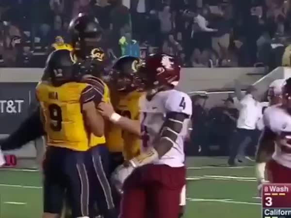 Football Announcer Gave No F**ks That Day