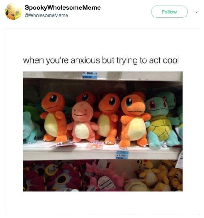 Anxiety Memes (24 pics)