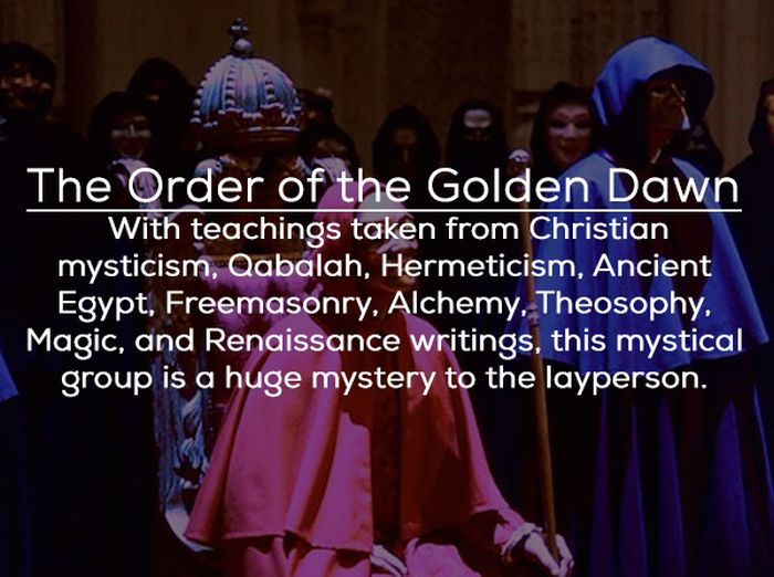 Secret Societies (19 pics)