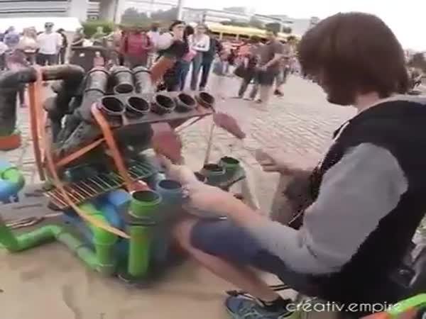 Awesome Pipe Music Skills