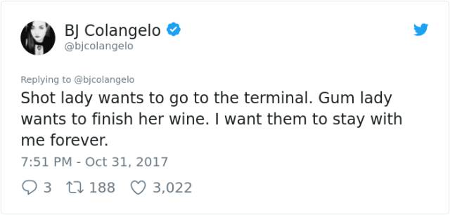 A Real Cheating Drama Is Overheard At An Airport Bar And Livestreamed On Twitter (28 pics)