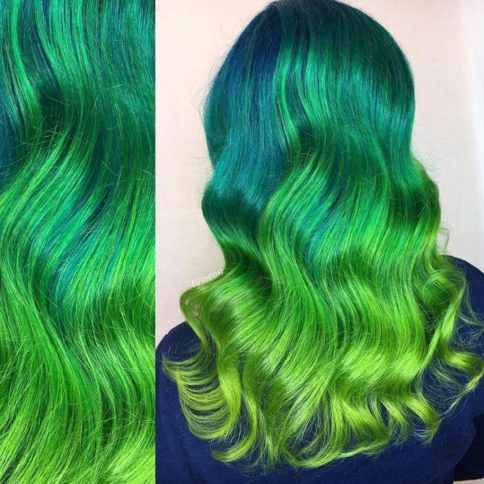 Rare Hair Colors (21 pics)