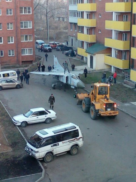 Crazy Photos From Russia (42 pics)
