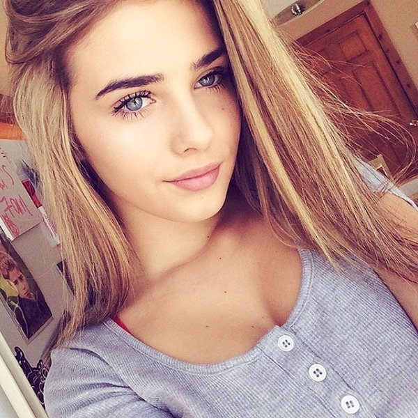 These Girls Got Beautiful Eyes (31 pics)